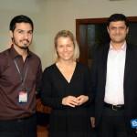 mohammad mustafa ahmedzai with abid beli and DR zsu