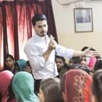 Mohammad at Beacon Light Academy School