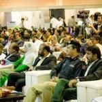 Crowd attending Pakistan Festival